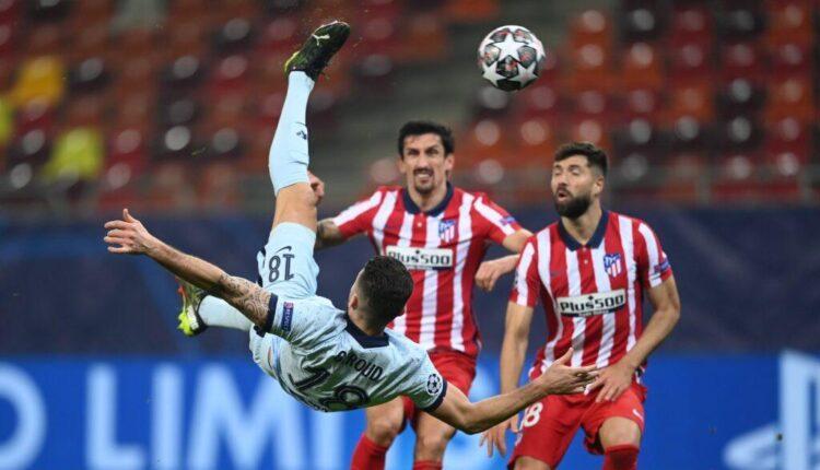 Champions League: Πέρασε από το Βουκουρέστι η Τσέλσι, 0-1 την Ατλέτικο (VIDEO)