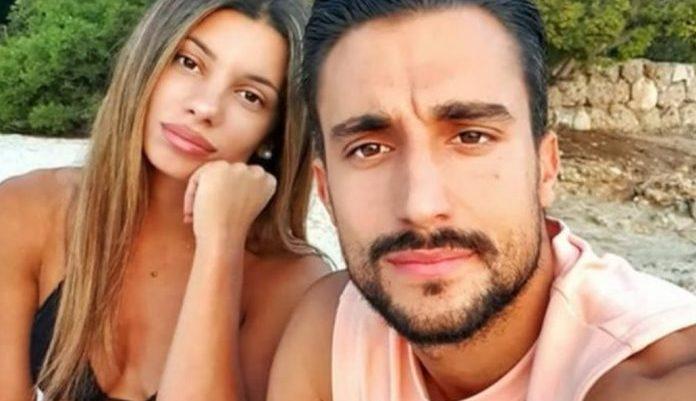 Αστραψε και βρόντηξε: Οι πρώτες φωτό της Μαριαλένας και του πρώην της όταν δεν έγραφαν οι κάμερες (ΦΩΤΟ)