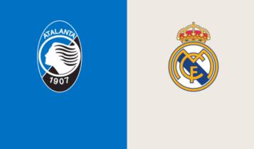 Αταλάντα – Ρεάλ Μαδρίτης: Με τόσες απουσίες, παίζουμε το 2.30!