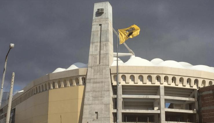 «Ακόμη ένα βήμα για την ολοκλήρωση της Αγιά Σοφίας-ΟPAP Arena»