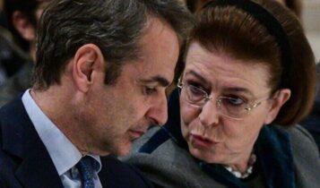 Μητσοτάκης για Μενδώνη: «Στεκόμαστε δίπλα στα δύσκολα, έχει βοηθήσει πολύ-Ο ΣΥΡΙΖΑ στοχοποιεί»