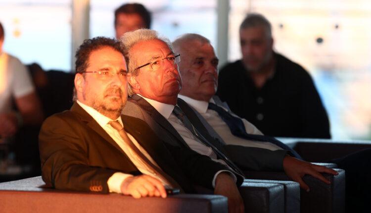 ΑΕΚ: Ο ρόλος του Αλεξίου μετά την αποχώρηση Λυσάνδρου