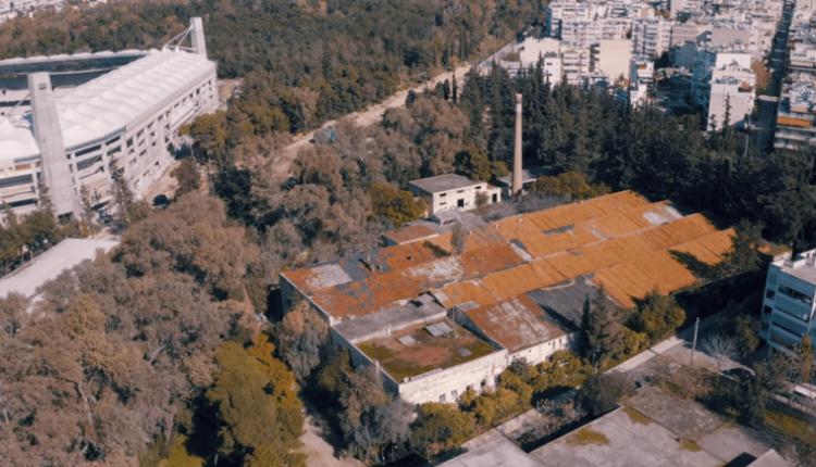 «Μπριτάννια»: Το ιστορικό εργοστάσιο δίπλα στο γήπεδο της ΑΕΚ (ΦΩΤΟ-VIDEO)