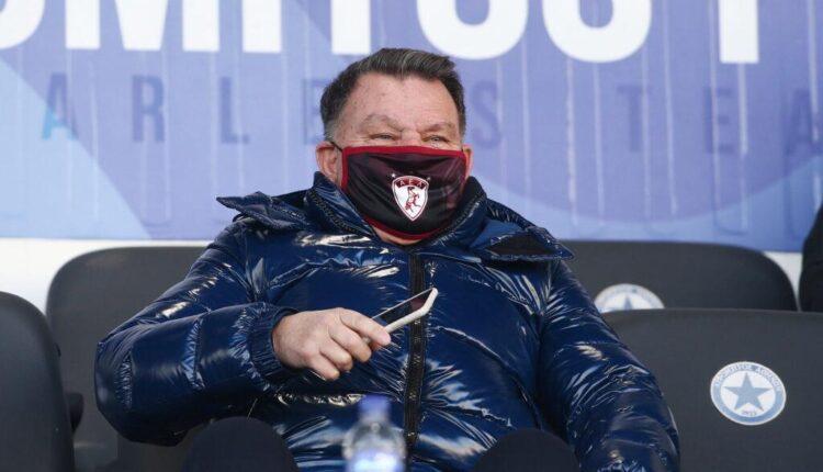 Νέο ράπισμα από την ΑΕΚ στον Κούγια -Απορρίφθηκε ακόμα μια αγωγή του, πληρώνει και τα...ρέστα