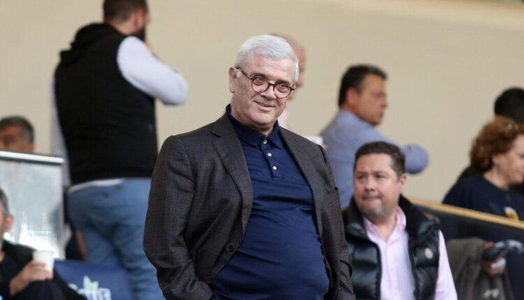 Ο Μελισσανίδης στα γραφεία της ΑΕΚ -Προχωρούν αλλαγές στην ΠΑΕ
