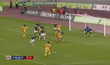 Παναθηναϊκός-ΑΕΚ: Τα γκολ της 25ετίας (VIDEO)