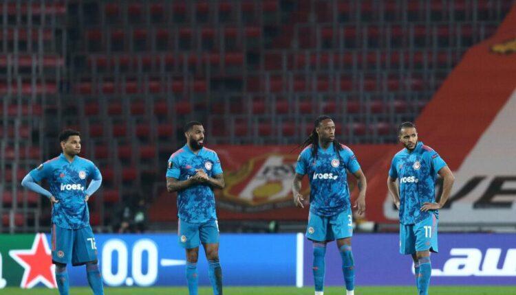 Europa League: Κόντρα στην Αρσεναλ ο Ολυμπιακός