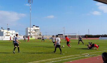 ΟΦ Ιεράπετρας-Τρίκαλα 1-1: Ούτε τώρα νίκη για τους φιλοξενούμενους (VIDEO)