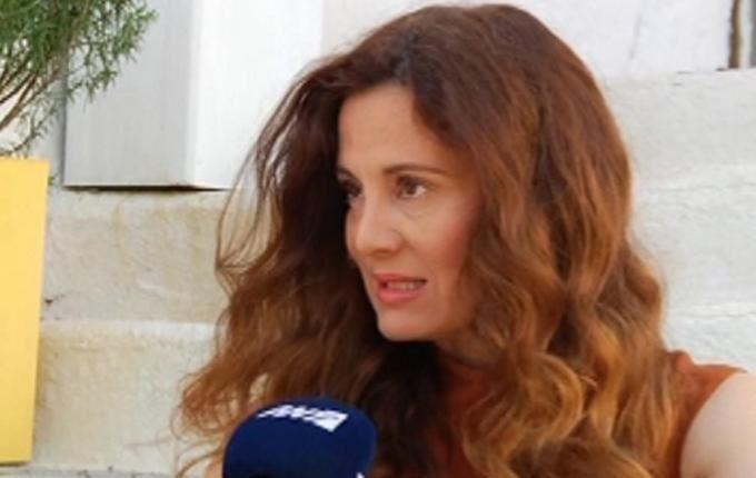 Αγγελική Λάμπρη: «Ενιωσα θυμό κι οργή που δεν μπορούσα να αντιδράσω» (VIDEO)
