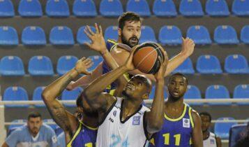 Basket League: Με δύο ματς η αυλαία της 15ης αγωνιστικής