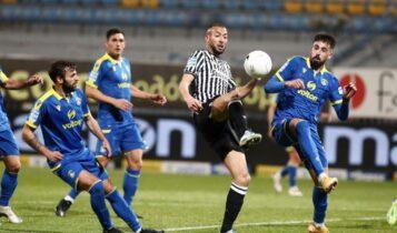 «Σφαλιάρα» για ΠΑΟΚ: Τον κέρδισε 2-1 ο Αστέρας στην Τρίπολη!