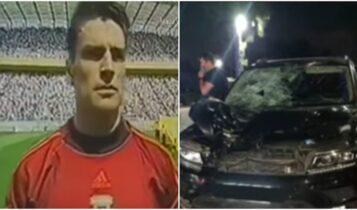 Ο παλαίμαχος τερματοφύλακας της Αργεντινής κατηγορείται για ανθρωποκτονία μετά από τροχαίο δυστύχημα