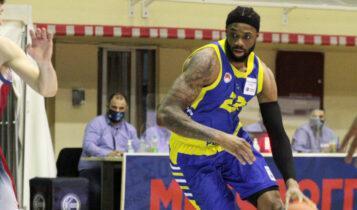 Basket League: Μεγάλη ανατροπή και νίκη για το Περιστέρι κόντρα στο Μεσολόγγι (VIDEO)