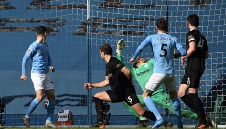 Μάντσεστερ Σίτι - Γουέστ Χαμ 2-1: Αγκαλιά με το πρωτάθλημα (VIDEO)