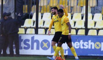 Super League: Ο Αρης κέρδισε 3-0 τον Ατρόμητο (VIDEO)