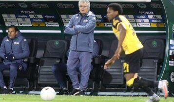 Μπόλονι: «Καλύτερη η ΑΕΚ στο πρώτο ημίχρονο, είμαι ικανοποιημένος από το δεύτερο»