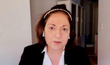 Καταπέλτης η Σοφία Μουτίδου: «Εσύ ρε μ@λ@@@ δεν ήσουν όταν μας γ@@@@σε από παντού»