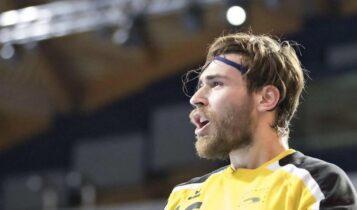 ΑΕΚ: Ο Πέτρος Μπουκοβίνας στην dream team της ομάδας χάντμπολ!