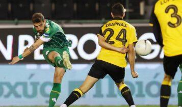 ΑΕΚ: Εχει δεχθεί 15 από τα 28 γκολ στο πρωτάθλημα από στατικές φάσεις (VIDEO)