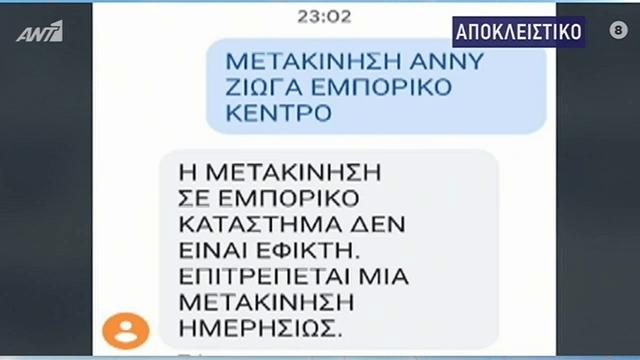 Ετοιμο το SMS στο 13032 (VIDEO)