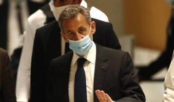Σαρκοζί: Ένοχος για διαφθορά και κατάχρηση εξουσίας (VIDEO)