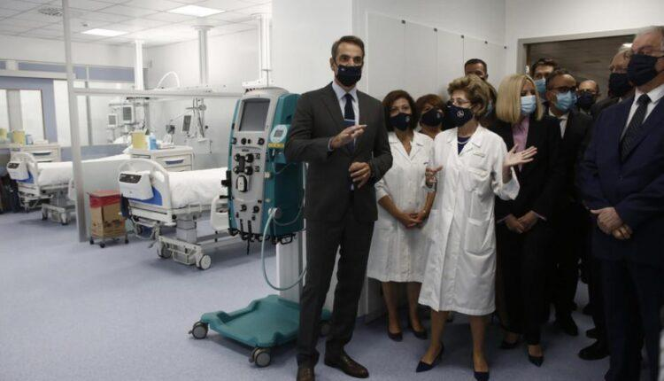 Μητσοτάκης: «Να κάνουμε όλοι μια μεγάλη τελική προσπάθεια -Μας αιφνιδιάζει αυτός ο ιός»