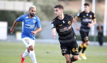 Σαμπανάτζοβιτς: Ομάδα της Super League προσπάθησε να τον πάρει δανεικό