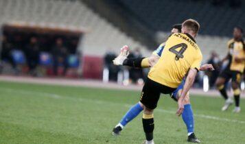 ΑΕΚ: Η πλασεδάρα του Σιμάνσκι κόντρα στον Αστέρα για Best Goal της αγωνιστικής (VIDEO)