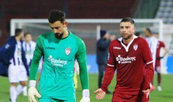 Λάρισα: Στην έξοδο Μουκαντζό, Τσόσιτς και Μιχαήλ!