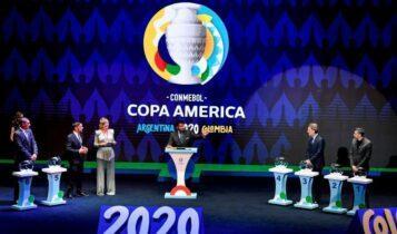Κόπα Αμέρικα: Με 30% πληρότητα στις κερκίδες η διοργάνωση