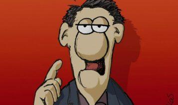 Ενας χρόνος πανδημίας: Αυτό είναι το σκίτσο του Αρκά που ξεσήκωσε αντιδράσεις