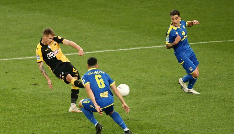 ΑΕΚ: Το πρώτο τέρμα του Σιμάνσκι με τον Αστέρα Τρίπολης αναδείχθηκε Best Goal με 70,12% (ΦΩΤΟ-VIDEO)