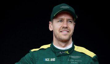 Φέτελ: «Ανυπομονώ να βγάλω την Aston Martin στην πίστα»