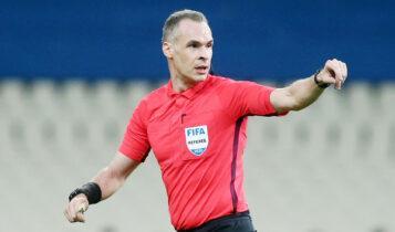 ΑΕΚ-Απόλλων Σμύρνης: Ο Τζήλος σφυρίζει το ματς της Δευτέρας