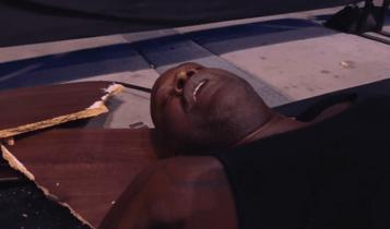 Το «γύρισε» στο wrestling ο Σακίλ και πήγε στο νοσοκομείο (VIDEO)