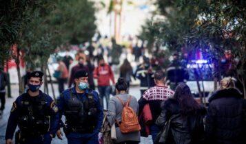 «Bόμβα» Σαρηγιάννη: Πόσο πρέπει να παραταθεί το lockdown για να πέσουμε στα 1000 κρούσματα