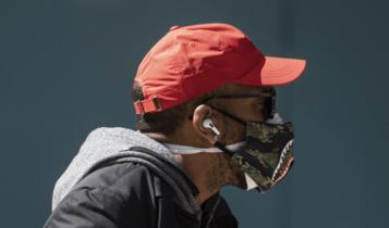 Καταρρίπτεται ο «μύθος» της διπλής μάσκας…