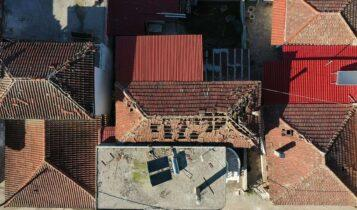 Εικόνες από την επόμενη μέρα από τον σεισμό στην περιοχή της Ελασσόνας από drone (VIDEO)
