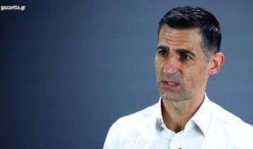 Σιδηρόπουλος: «Το VAR και τα λάθη - Δεν είμαστε μαζόχες- Εχω φάει μπουνιές, μου έχουν στείλει απειλητικά μηνύματα» (VIDEO)