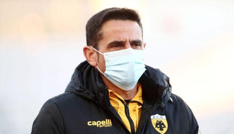 Κανένα θέμα προπονητή για την ΑΕΚ!