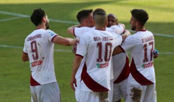 Super League: Τρίποντο στη Κρήτη η Λάρισα, 2-3 τον ΟΦΗ (VIDEO)