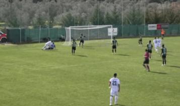 Καραϊσκάκης-ΟΦ Ιεράπετρας 2-3: Ανατροπή και πρώτη νίκη (VIDEO)