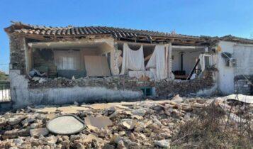 Ελασσόνα: Σχεδόν 1.000 σπίτια ακατοίκητα από τον σεισμό (VIDEO)
