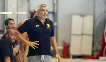 Δάνδολος: «Ομάδα που ανήκει στην ΑΕΚ πρέπει πάντα να πρωταγωνιστεί -Λάθος η εκ νέου διακοπή του πόλο»