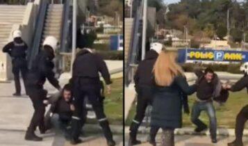 Νέα Σμύρνη: ΕΔΕ για τα VIDEO με αστυνομικούς να συμπλέκονται με πολίτες