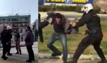 VIDEO ντοκουμέντο: Έτσι ξεκίνησε η αστυνομική βία στη Νέα Σμύρνη