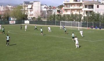 Γκολάρα α λα... Ιμπραΐμοβιτς στη Super League 2! (VIDEO)