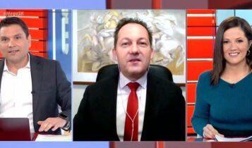 Πέτσας: «Δίνουμε 300.000€ στους σεισμόπληκτους δήμους» (VIDEO)