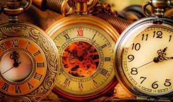 Αλλαγή ώρας: Πότε θα γυρίσουμε τα ρολόγια μας μια ώρα μπροστά