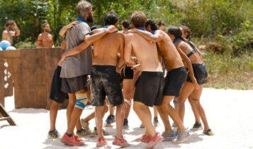 Survivor: Ο «γύπας» της ομάδας αγγίζει τα… απόκρυφα παίκτριας (VIDEO)